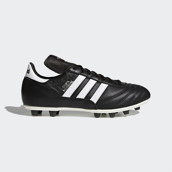 ff9d56ce8 botas de fútbol Copa Mundial Black   Footwear White   Black 015110