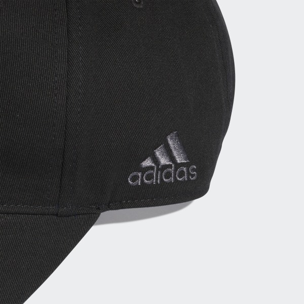efa56115 adidas All Blacks 3-Stripes Cap - Black | adidas New Zealand