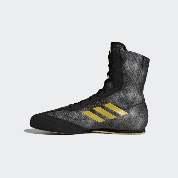 adidas Buty Box Hog Plus Shoes Czerń | adidas Poland