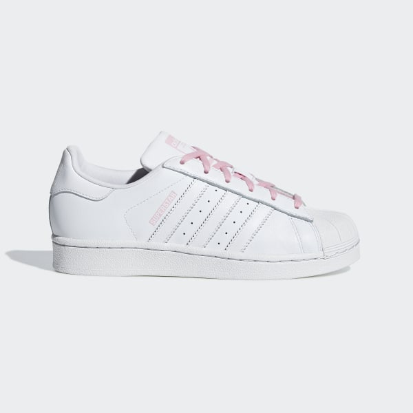 1b4e251747ede Tenisky Superstar Ftwr White / Ftwr White / Light Pink CG6617