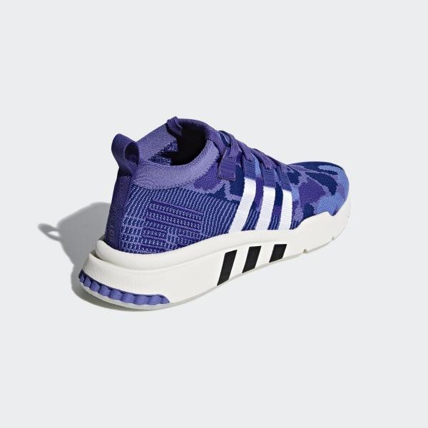 adidas EQT Support Mid ADV Primeknit Shoes Purple | adidas US