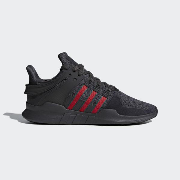 size 40 e1a5b dbd95 adidas EQT Support ADV Shoes - Black | adidas Canada