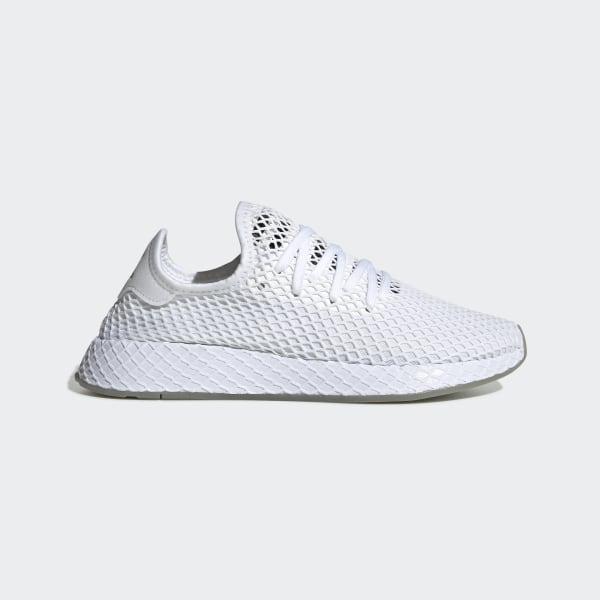 adidas Deerupt Runner Shoes White | adidas Australia