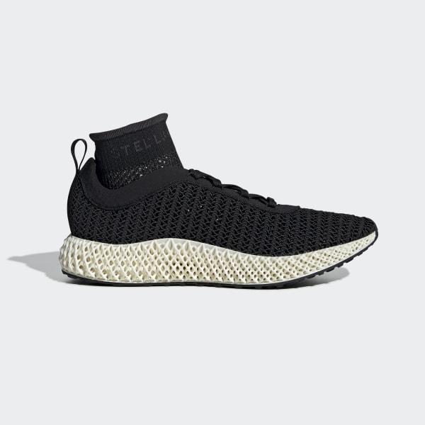 593aeb23737c adidas Alphaedge 4D Shoes - Black   adidas UK