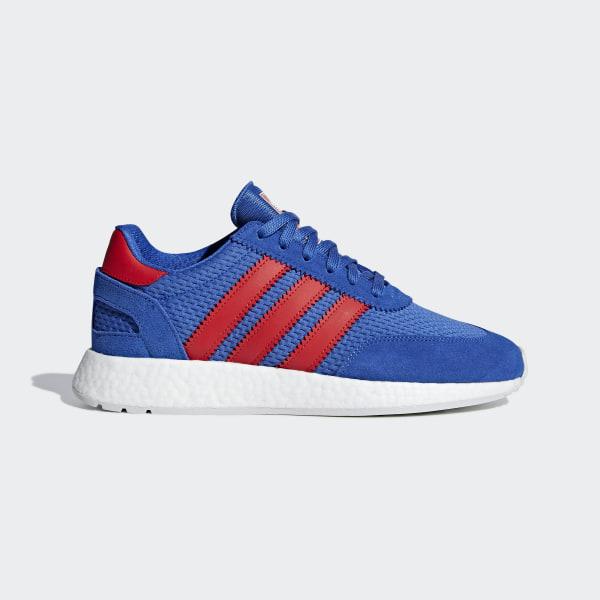 cc99402a8809a Tenisky I-5923 Hi-Res Blue / Red / Grey One D96605
