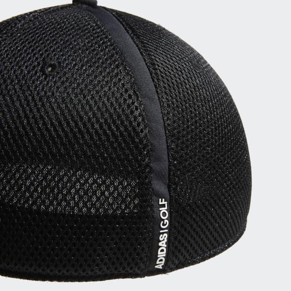 1a79c4edde64b adidas A-Stretch Tour Cap - Black | adidas US