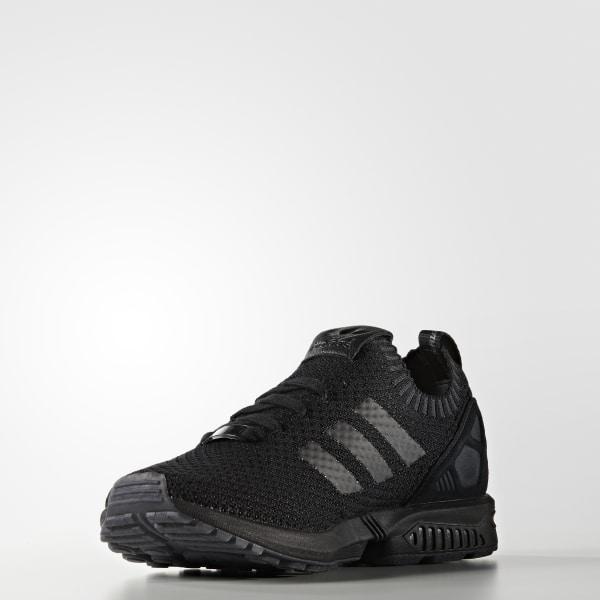 adidas ZX Flux Primeknit Shoes Black | adidas Australia
