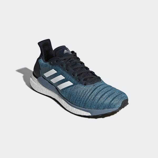 cheap for discount 4bb52 1a04e Solar Glide Shoes Legend Ink   Cloud White   Hi-Res Aqua AQ0332