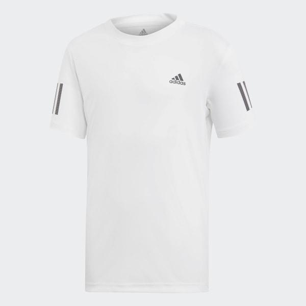 915bc556 adidas 3-Stripes Club T-skjorte - Hvit   adidas Norway