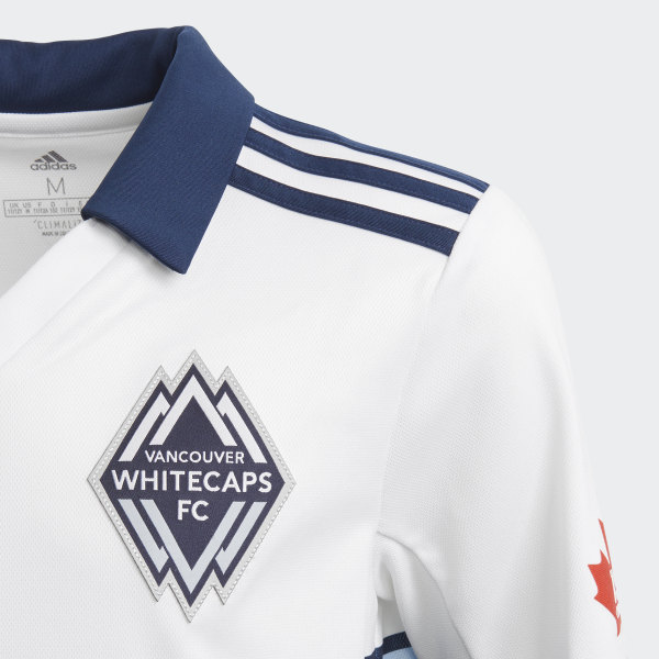 sports shoes ebee9 be889 adidas Vancouver Whitecaps FC Jersey - White | adidas US