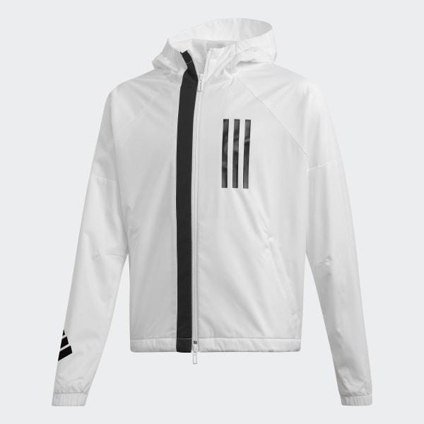 e64af6ed adidas Ветровка ID WND - белый | adidas Россия