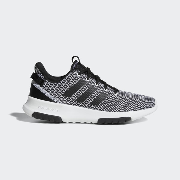 coupe classique 17c62 738f4 adidas Cloudfoam Racer TR Shoes - White | adidas US