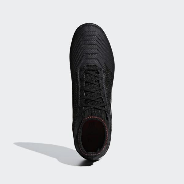 88d3d49327 Predator Tango 19.3 Turf Shoes Core Black / Core Black / Active Red D97961