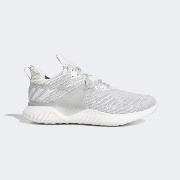 the latest 24218 08762 Alphabounce Beyond Schuh Beige   Ftwr White   Grey Two BD7095