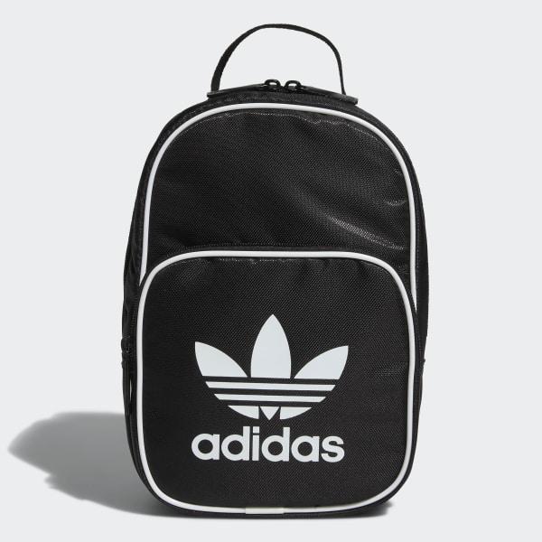 8ae0de571b adidas Santiago Lunch Bag - Black | adidas US