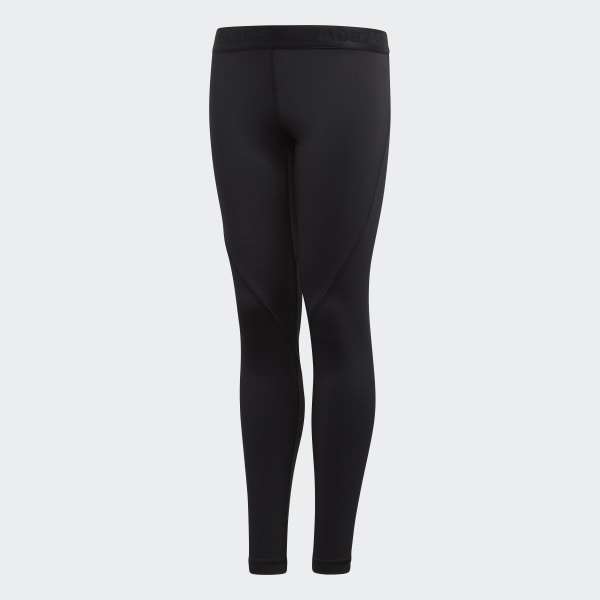 83ac05b7282 adidas Alphaskin Sport Long Tights - Black | adidas UK