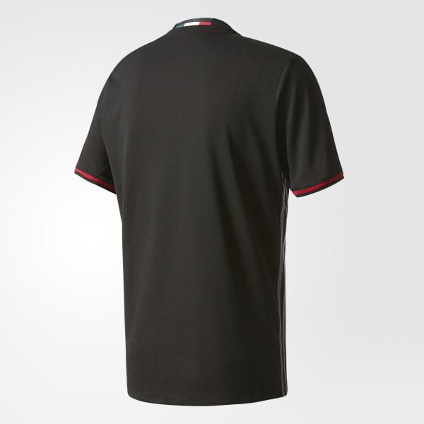 1c0a9f351ed68 adidas AC Milan Home Jersey - Black   adidas US