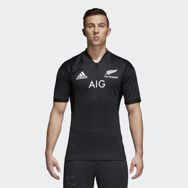74243db7 adidas All Blacks Home Jersey - Black | adidas Canada