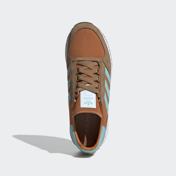 Chaussure Forest Grove Marron adidas | adidas France