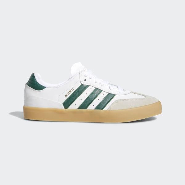 c7ebe7aaf21d4 Busenitz Vulc RX Shoes Cloud White / Collegiate Green / Gum DB3247