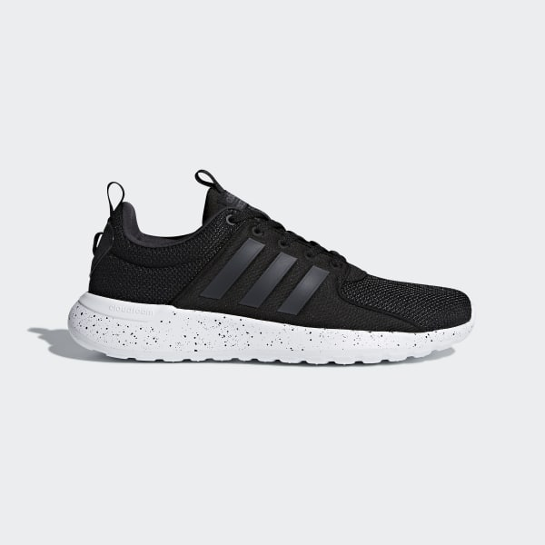 adidas Originals Cloudfoam Lite Racer Shoes Black Noir