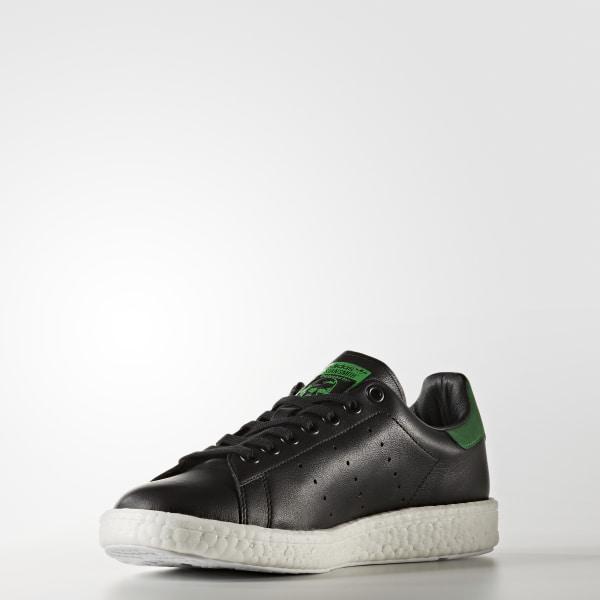 super popular f9fd0 49c69 adidas Stan Smith Boost Shoes - Black | adidas US