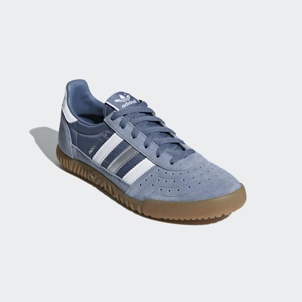 bf08019fc6d50 Indoor Super Shoes Raw Steel / Ftwr White / Gum4 BD7625