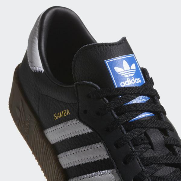 f83a77f91b8 SAMBAROSE Shoes Core Black   Ftwr White   Gum5 B28156