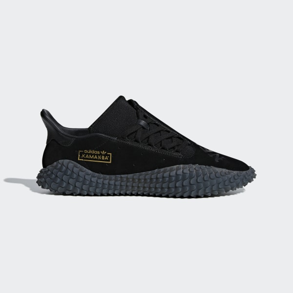 Adidas Men's Originals NEIGHBORHOOD Kamanda 01 Shoes Black B37341