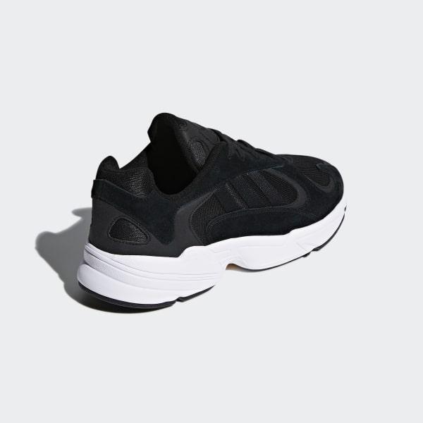 adidas Originals Yung 1 CG7121 Hommes Chaussures Baskets Sneaker Noir