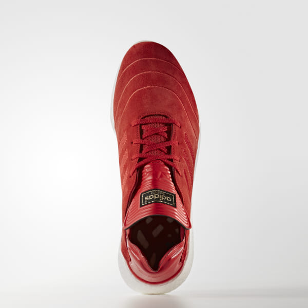 0b99a7a39dcd2 adidas Busenitz Pure Boost Shoes - Red | adidas US
