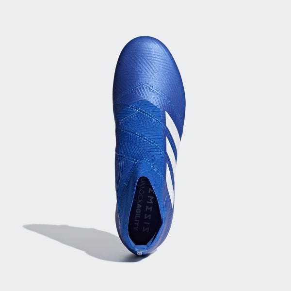 409ad57a Botines Nemeziz 18+ Terreno Firme FOOTBALL BLUE/FTWR WHITE/FOOTBALL BLUE  DB2071
