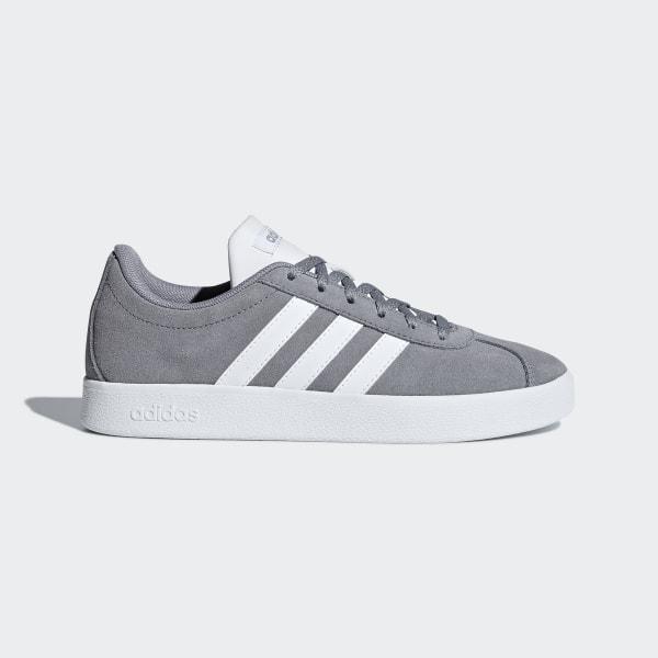 Adidas Vl Court 2 0 Shoes Grey Adidas Us
