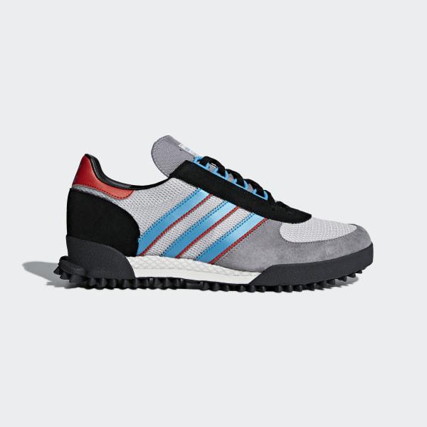adidas Mens Marathon Trainer Athletic & Sneakers