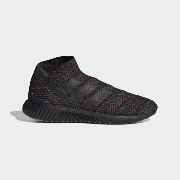 newest 0f776 94751 Chaussure Nemeziz Tango 18.1 Core Black   Core Black   Active Red D98019