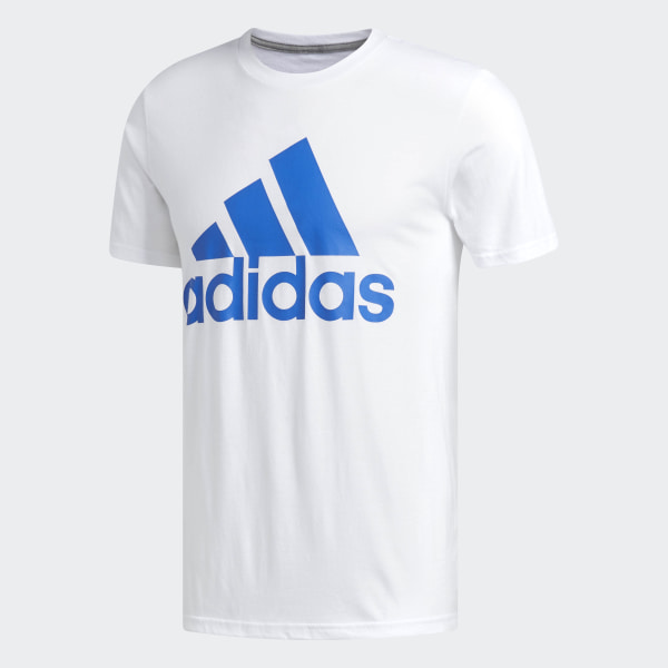 017590e1ba adidas Badge of Sport Big and Tall Classic Tee - White   adidas US