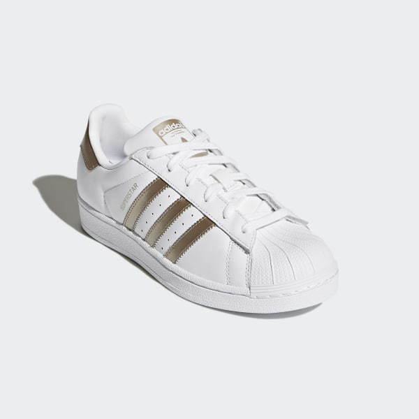en soldes 3cd28 59c94 adidas Superstar Shoes - White | adidas US
