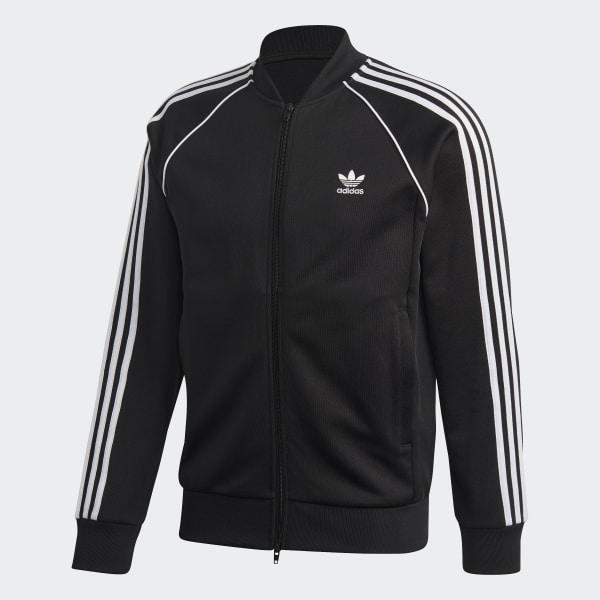 588fb672a0 adidas SST Track Jacket - Black | adidas US