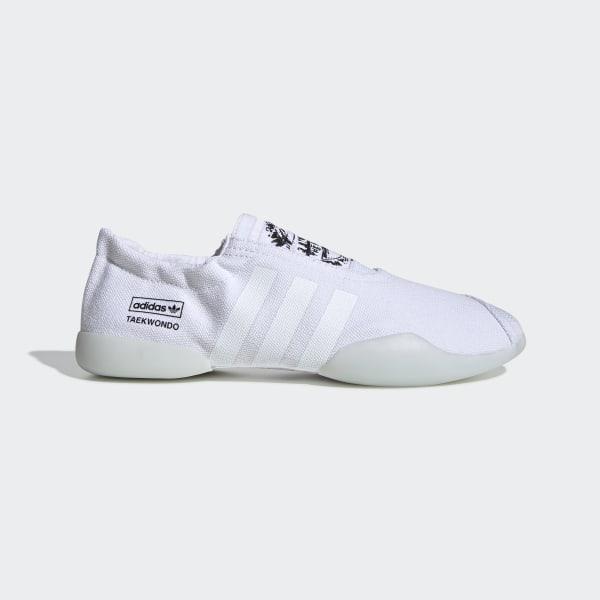 87d50acd6 Taekwondo Shoes Cloud White / Cloud White / Core Black CG5949