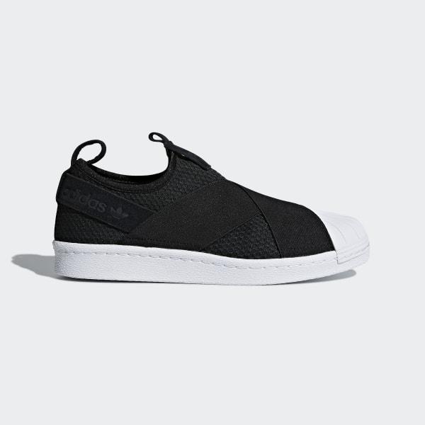 the best attitude 5d7c0 81cf8 Superstar Slip-on Shoes Core Black   Core Black   Cloud White B37193