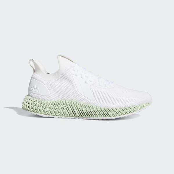 adidas Alphaedge 4D Shoes - White | adidas Australia