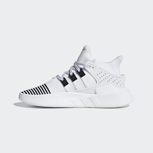 newest f527e 550ea Chaussure EQT Bask ADV Ftwr White   Core Black   Ftwr White BD7772