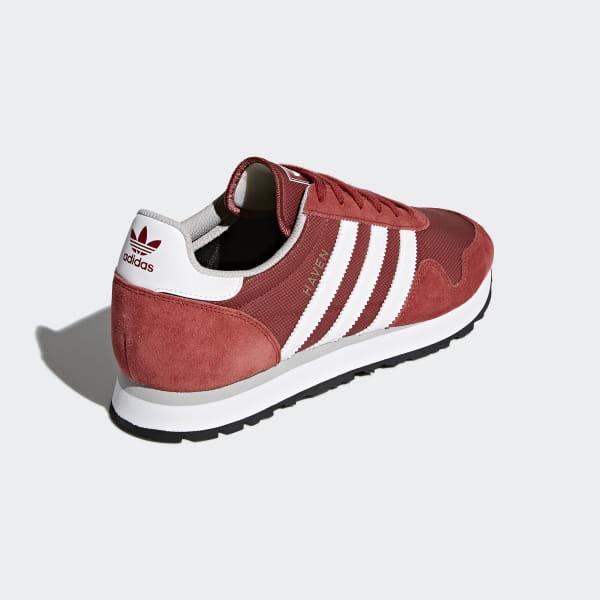 adidas mujer rojos zapatillas haven