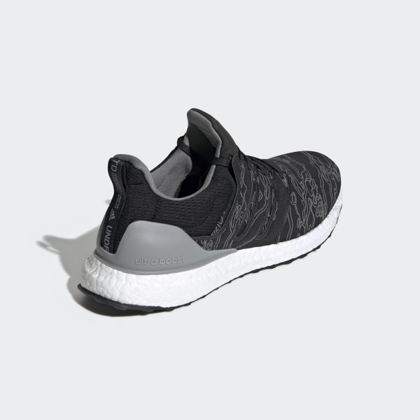 6f2baf79f adidas x UNDEFEATED Ultraboost Shoes Core Black / Core Black / Core Black  BC0472