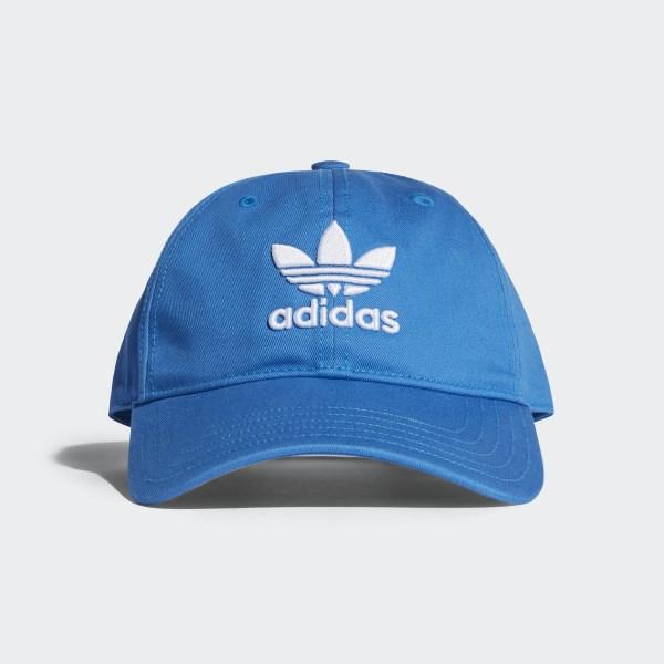 7c2dc93e adidas Gorra Trefoil Classic - Azul | adidas Mexico