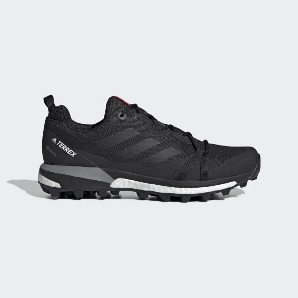 adidas Terrex Skychaser GTX, black carbon