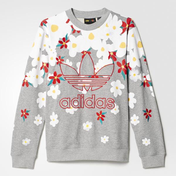 375a59ff535d7 adidas Pharrell Williams Kauwela Sweatshirt - Grey   adidas Canada
