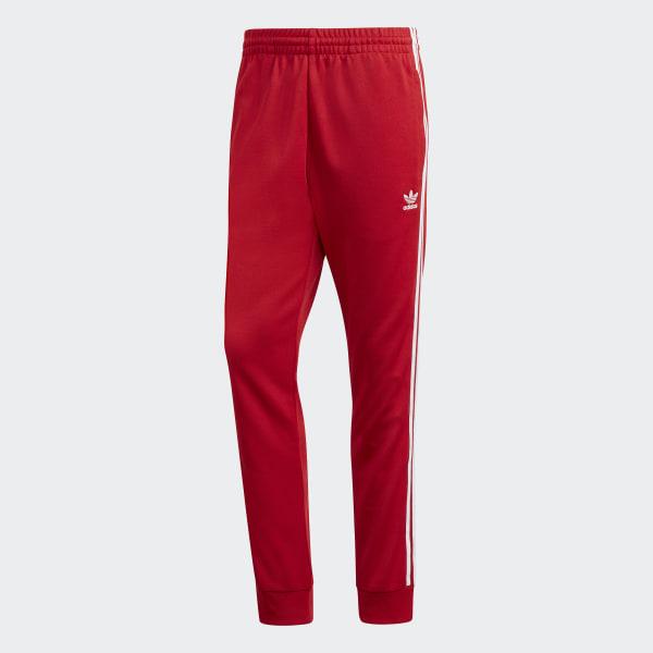 d91b2741ef Track Pants SST - Rosso adidas | adidas Italia
