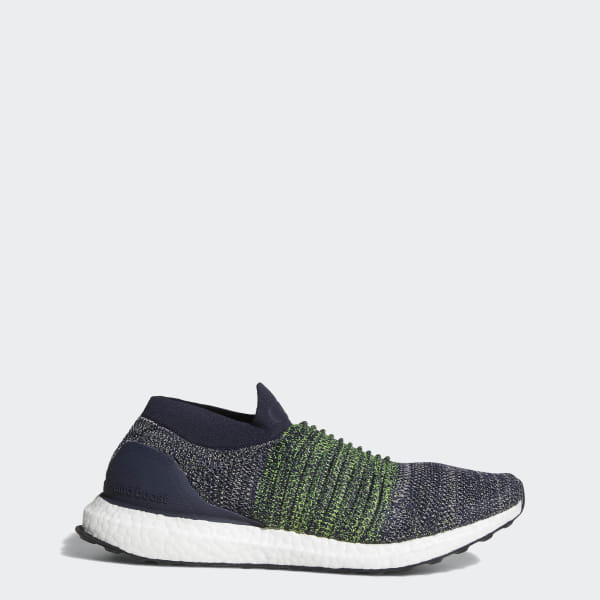 adidas UltraBOOST Laceless Shoes - Blue | adidas US