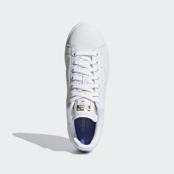 buy popular 2bbf6 7bf02 Stan Smith Shoes Ftwr White   Real Lilac   Raw Gold CG6014
